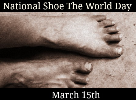 NATIONAL SHOE THE WORLD DAY
