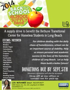 School Supply Drive.pub