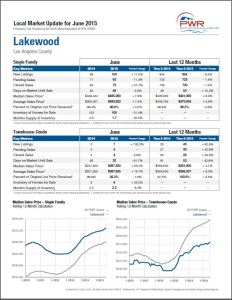 June Market Update for Lakewood